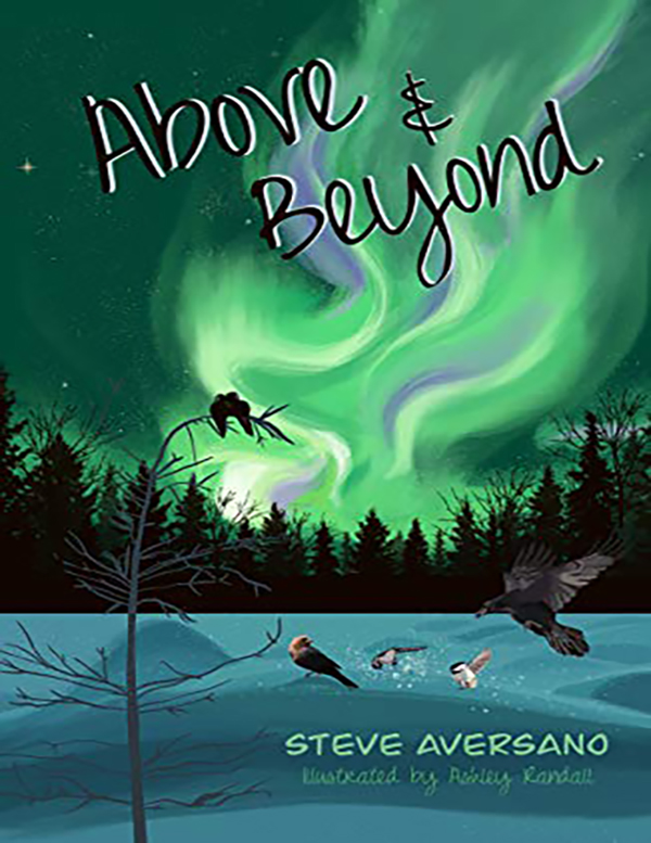 Above & Beyond by Steve Aversano